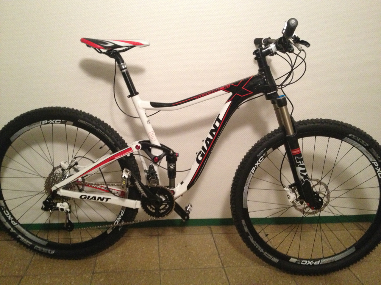 Giant Trance X1 29